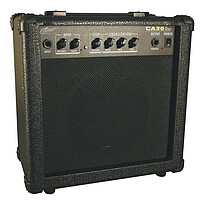 Career CA25 Guitar Amp, schwarz