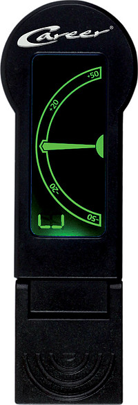 Career Clip On Tuner A6, chromatisch