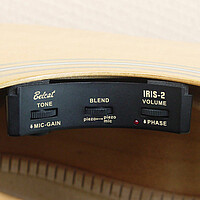 Belcat Iris-​2 Sound Hole Preamp