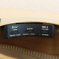 Belcat Iris-​3 Sound Hole Preamp