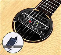 Belcat SW-​500 Wireless Soundhole Pickup