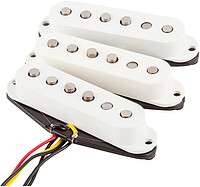 Fender® PU Set Tex Mex Strat® PU, Set 3