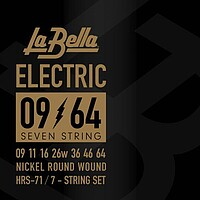 La Bella HRS 7-​string Electric *